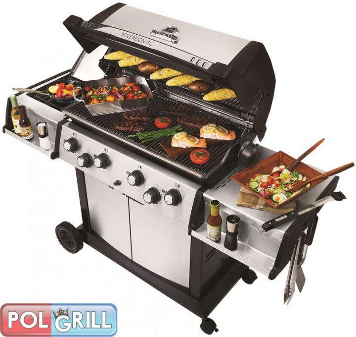 GRILL GAZOWY  SOVEREIN XL 90  BROIL KING